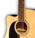 dobra gitara leworęczna