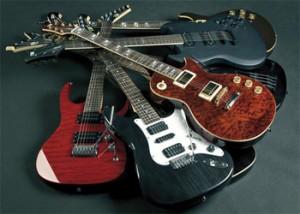 bardzo dobre gitary elektryczne