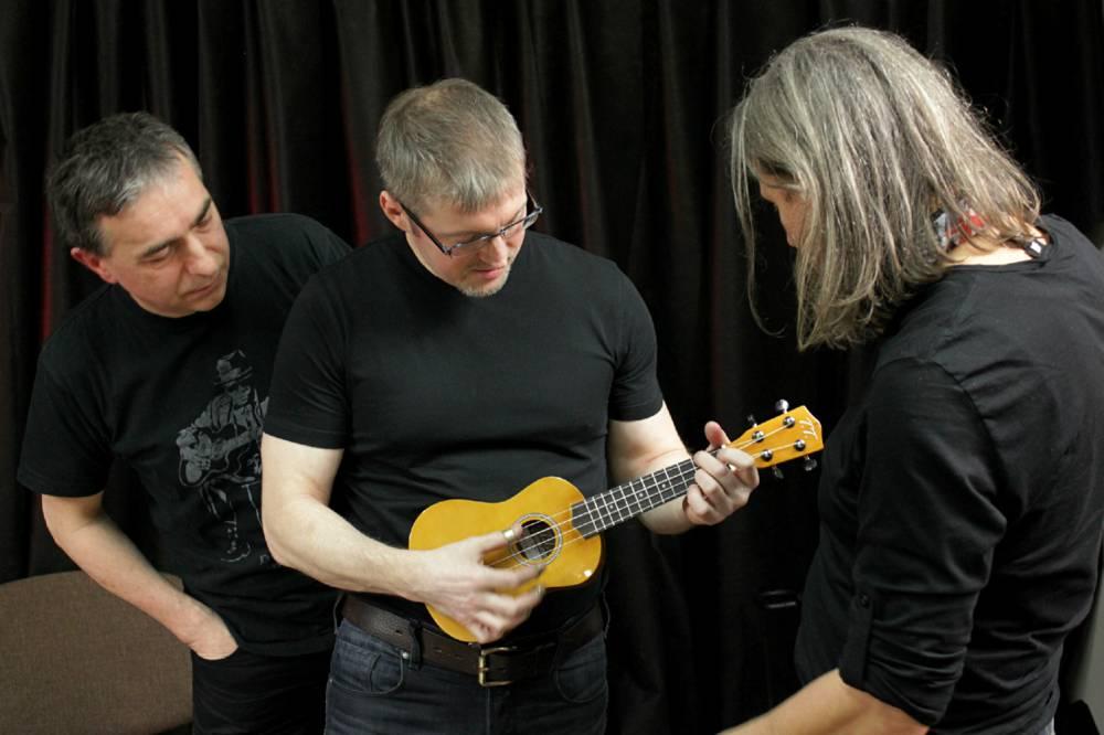 gitara akustyczna na początek