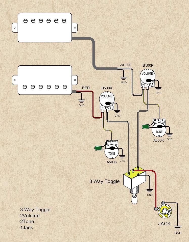 Schemat połączeń układu HH