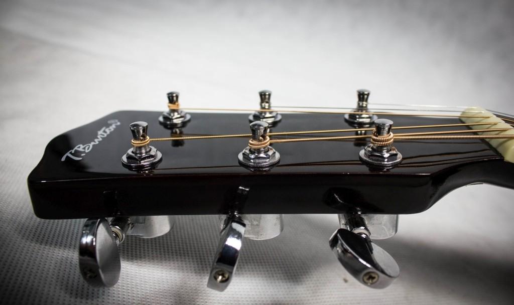 klucze do gitary akustycznej