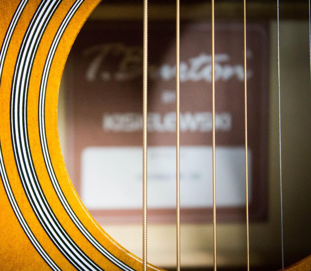 gitara akustyczna struny
