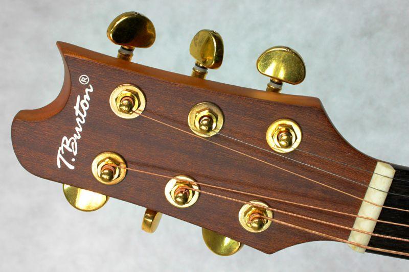 cedrowa gitara akustyczna