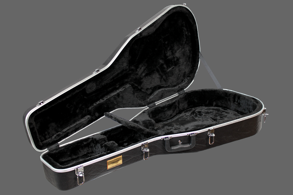 futerał kształtowy do gitary