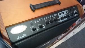 wzmacniacz do gitary jazzowej schertler charlie 3
