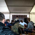 Michał Sieniawski Przystanek Woodstock 2015 Frikolekcje Warsztaty Gitarowe