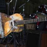 Wojtek Więckowski T.Burton Elizabeth Lap Steel Guitar Extreme
