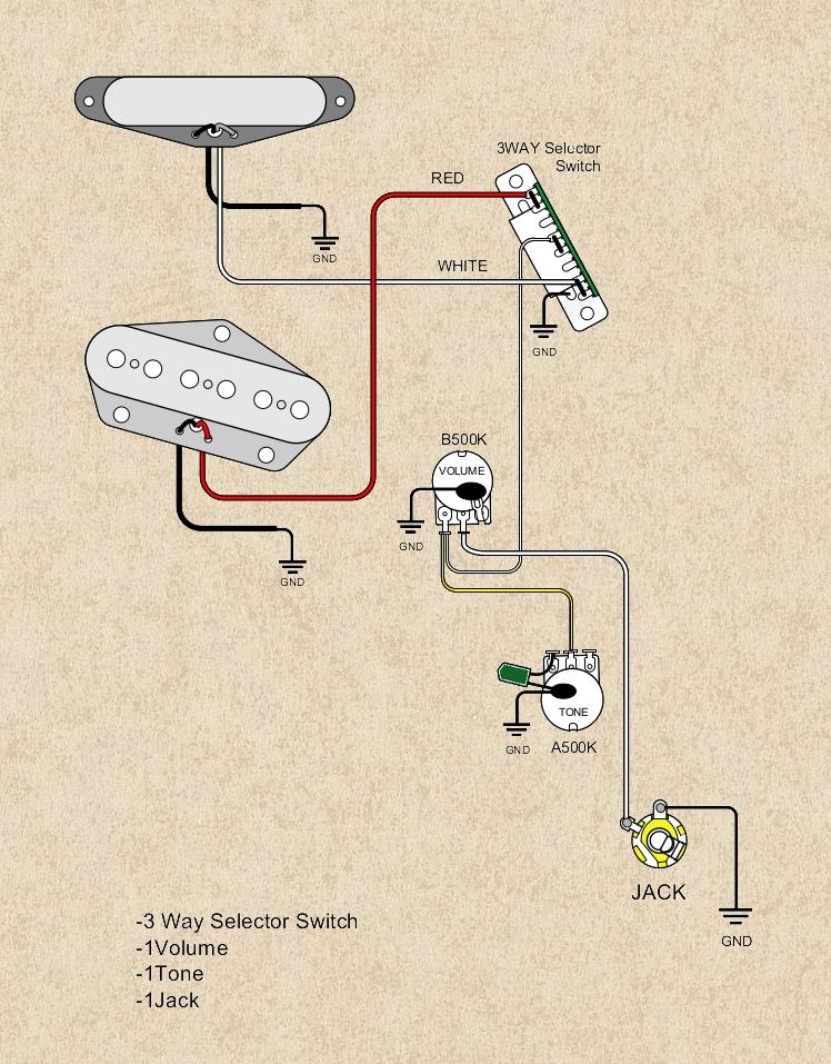 Schemat połączeń układu SS