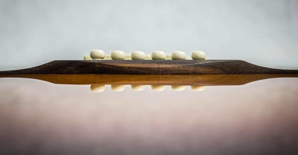 mostek greengo gitara akustyczna
