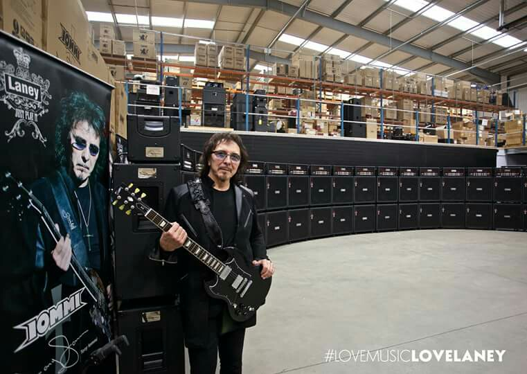 Laney Tony Iommi