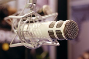Mikrofon dla graczy